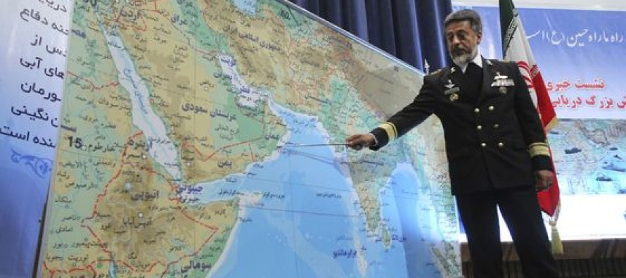 Iran Admits Nuclear Program Started for Weapons – Sends Fleet of Warship to Atlantic Ocean