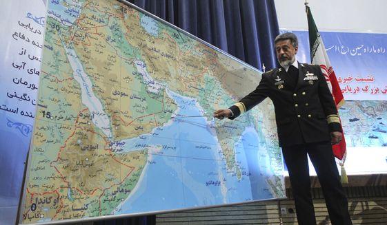 Atlantic Iran