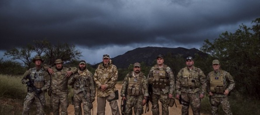 The Watchmen, 'Band of Brothers' Patrol the Southern Border Against Invasion [Video]