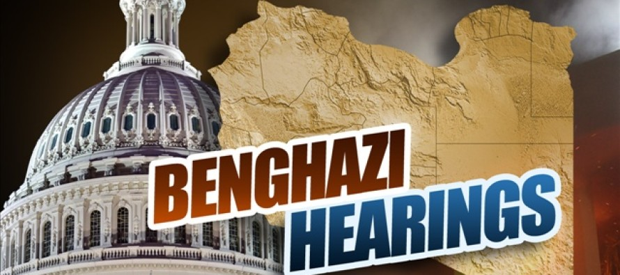 Bam! Trey Gowdy Bluntly Informs Clinton the Benghazi Investigation is Not About Her… [Video]