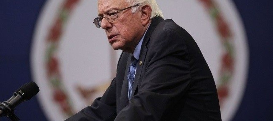 Invoking the Holocaust, Sanders Vows to Fight Islamophobia… Jihadists, Not So Much