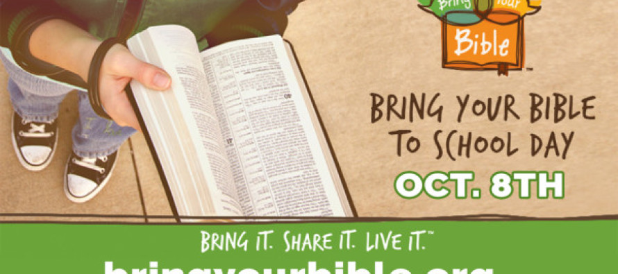 #BringYourBible Goes Viral in Schools Nationwide – Stand Up for Your Christian Faith [Video]
