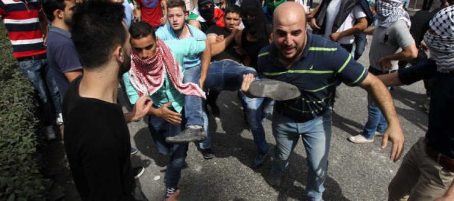 Palestinian 'Day of Rage' – Israelis Shot, Stabbed & Run Over in Murderous Attacks [Video]