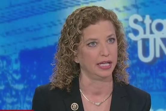Debbie Wasserman Schultz1
