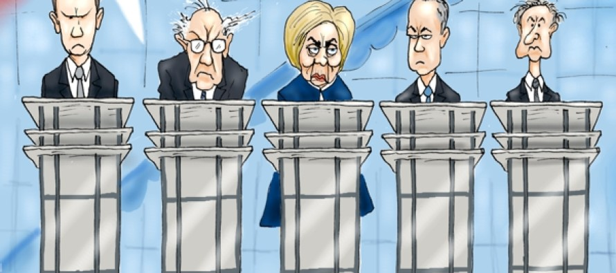 Democrat Diversity (Cartoon)