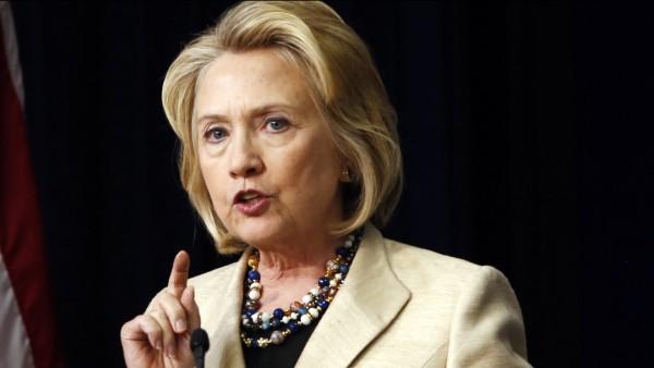 Espionage Hillary