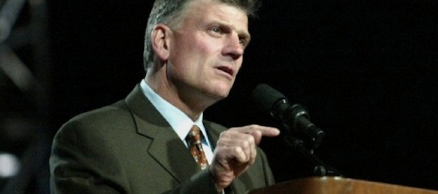Franklin Graham Gave a CHILLING Warning For Our Country… Spread This Everywhere