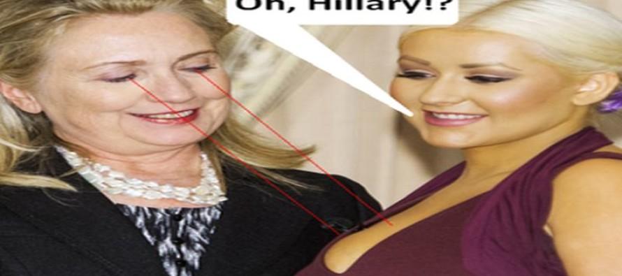 'Why Aren't We Seeing Hillary's Lovers?' Demands Matt Drudge [VIDEO]