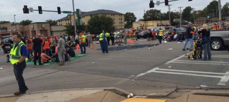 Homecoming Horror: Car Slams Into Parade at OSU… 3 Dead, 10 Critical, 27 Airlifted [Video]