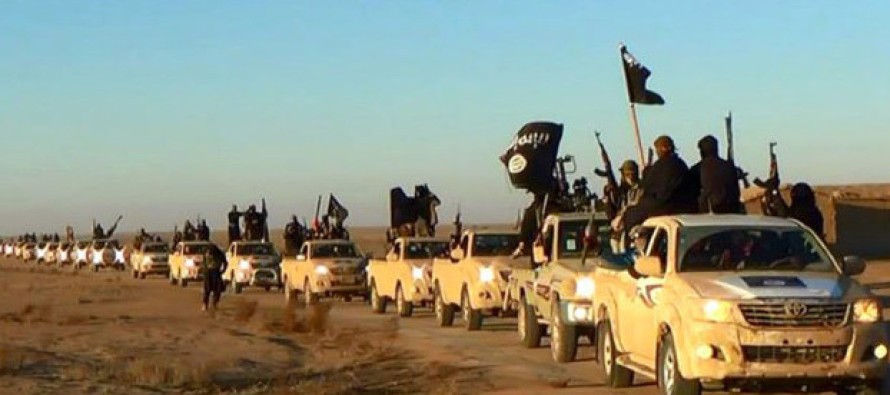 "U.S. Government Asks Toyota: ""How Did The Islamic State Get So Many Of Your Trucks?"