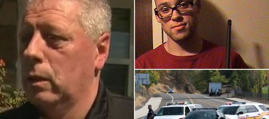 Oregon Killer's Dad Blames Evil Guns, Social Media Blames Bad Parenting [Video]