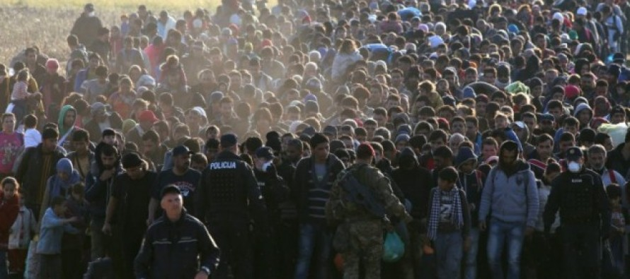 EU Citizens Arm Themselves with Guns to Protect Their Families from a Massive Muslim Invasion [Video]