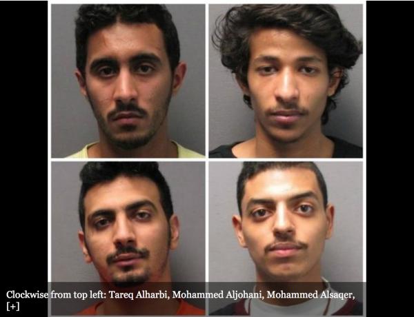 Islamic Rape Gang