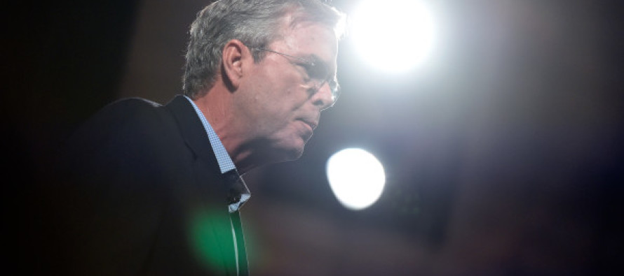 Jeb Bush Implements Severe Across-the-Board Pay Cuts as His Campaign Flounders