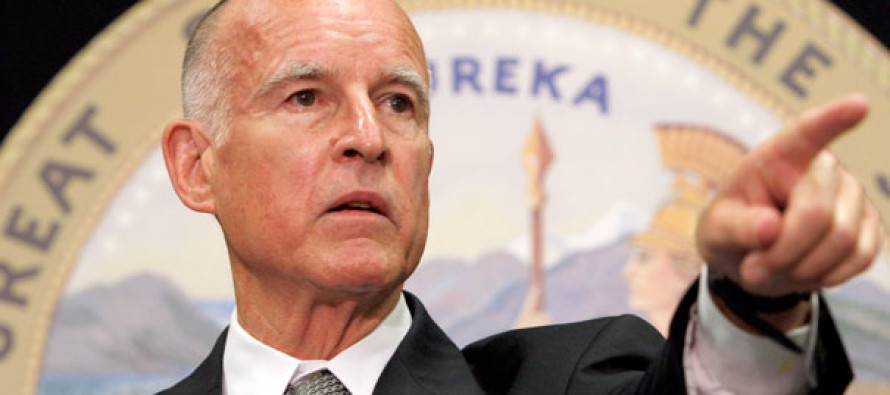 Jerry Brown Tells the Terminally Ill They Have to Wait for Life-Saving Drugs as They Die