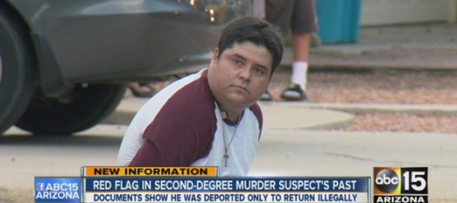 Previously Deported Illegal Alien Drug Dealer Charged in Killing