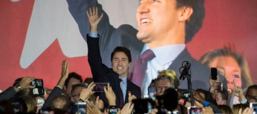 Canada's Bernie Sanders… Justin Trudeau Becomes Next Prime Minster with Obama's Help