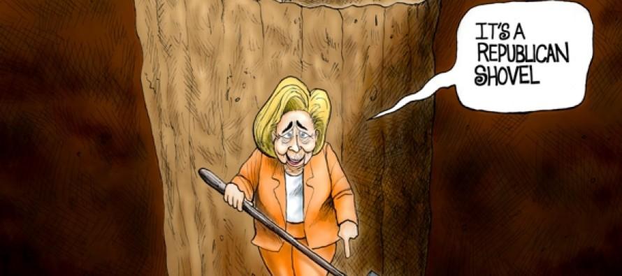 GOP Conspiracy (Cartoon)