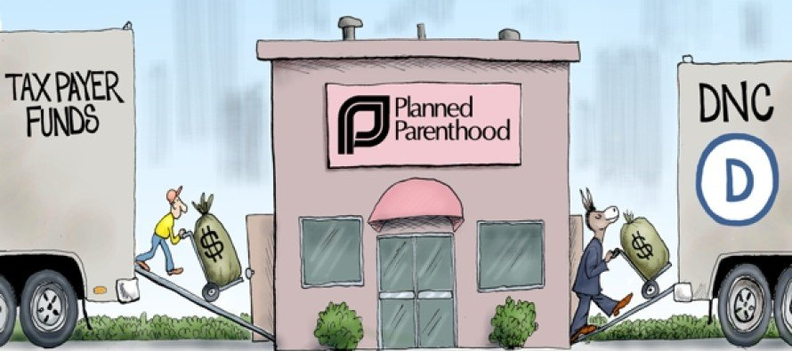 DNC Planned Parenthood (Cartoon)