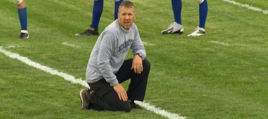 The High School Coach Who Got Himself Suspended…For Praying After A Game?