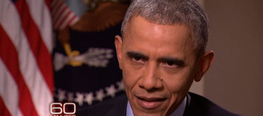 60 Minutes Says Putin is Challenging Obama's Leadership. Then Obama Says This…
