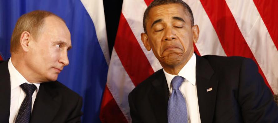 Russia Dares to Buzz the USS Ronald Reagan in a Brazen Slap at America & a 'Flexible' Obama