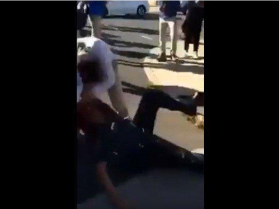Officer Beaten