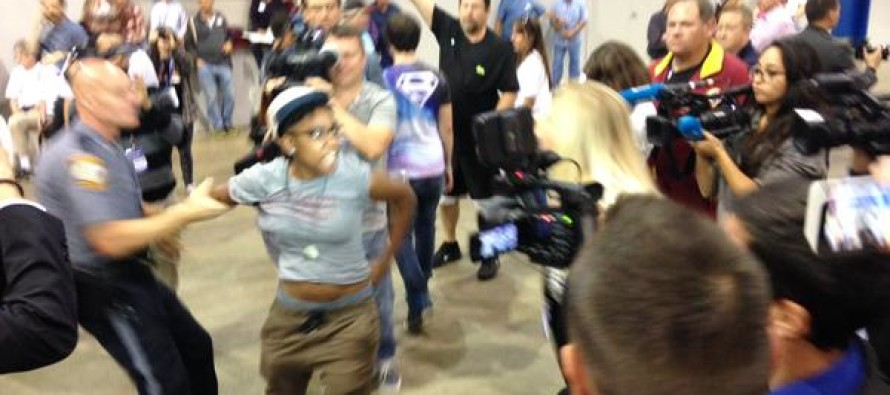 Fight! Trump Supporters Clash with Black Lives Matter and Latino Activists in Virginia [Video]