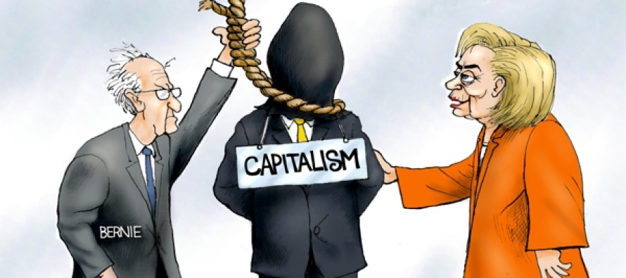 Killing Capitalism (Cartoon)