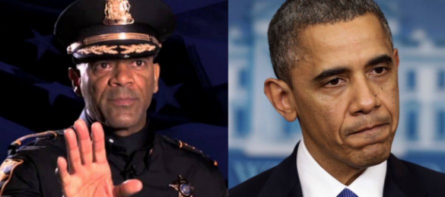 "Sheriff Clarke Rips Obama: He ""Lacks the Courage"" to Be Honest With The Black Community (Video)"