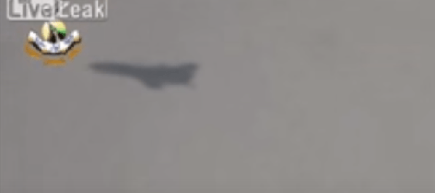 VIDEO: ISIS Shoots At Syrian Jet, Makes Horrible Discovery