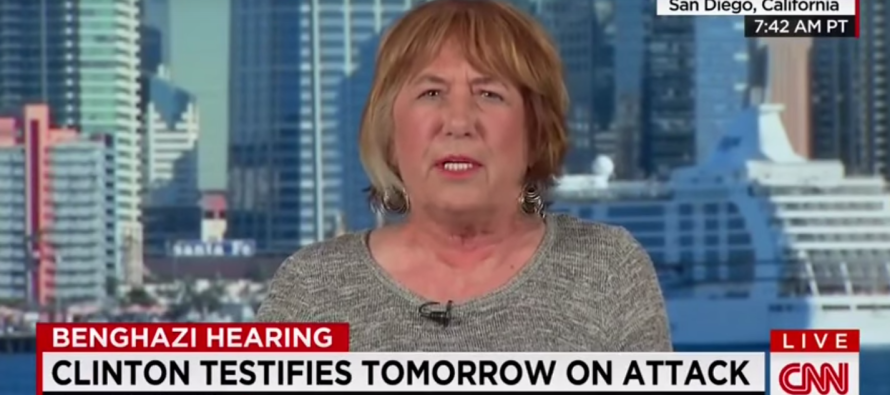 Mother of Benghazi Hero : 'SHE'S LYING! She's ABSOLUTELY Lying!' As She EXPOSES the Truth About Hillary To CNN Host [VIDEO]