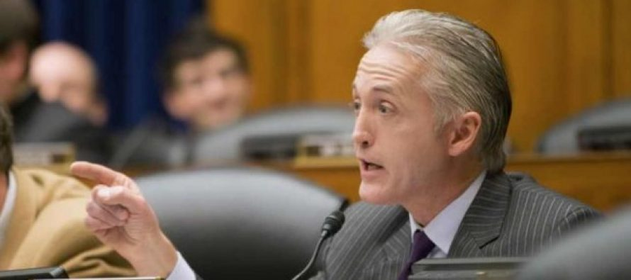 Trey Gowdy to Hillary Clinton: 'You Are Not Worth 18 Months of My Life'