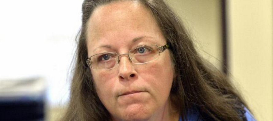 Law Firm Representing Kim Davis Declared a 'Hate Group'