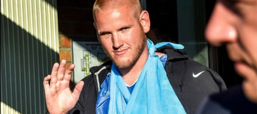 Horrific Development: France Train Hero, Spencer Stone, Stabbed Multiple Times in Chest