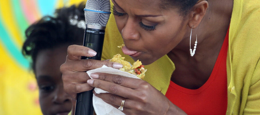 Here's What Michelle Obama Doesn't Want You to Know About Her School Lunch Program