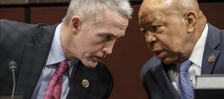 Trey Gowdy Brutally Spanks Elijah Cummings Over Leaks/Stonewalling on Benghazi Committee