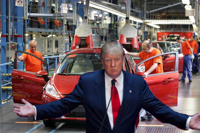 Trump Ford
