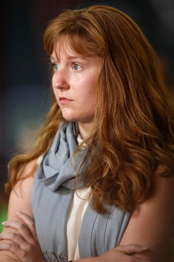 Lauren Batchelder Photo: AP