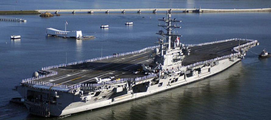 Russia Just SHAMED a U.S. Aircraft Carrier Thanks to Weak Policy