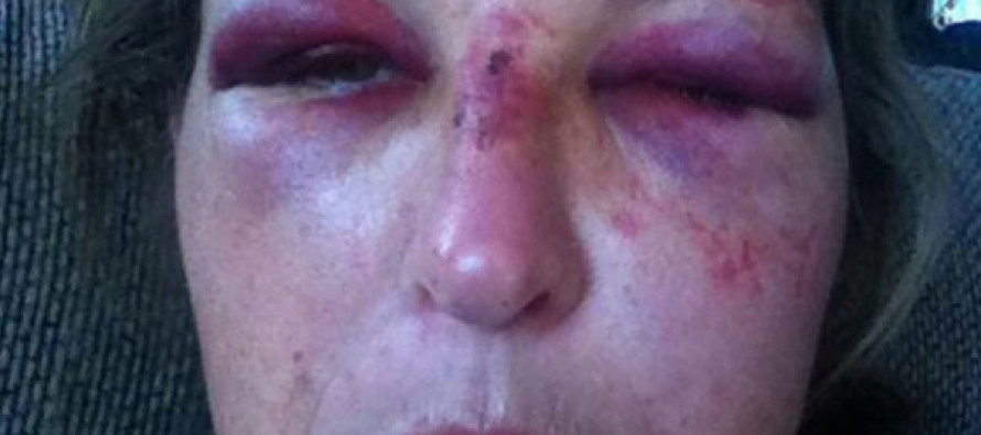 She Tried To Protect Kids From Their Drunk And Abusive Dad, Then THIS Happened.