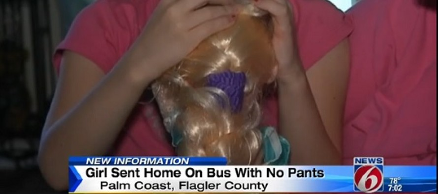 6-Year-Old Gets Off School Bus in Tears & Pair of Panties… Dad Horrified to Learn What Happened