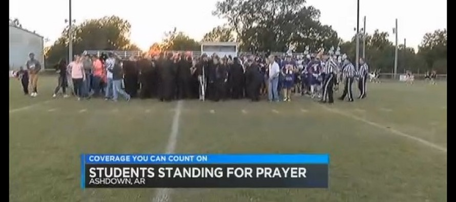 Students Fight BACK Against Group Trying To Shutdown School Prayer