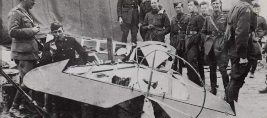 Mystery of Who Killed WWI Flying Ace the Red Baron FINALLY Solved?