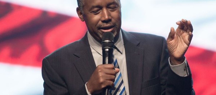 Not getting dirty: Ben Carson Slams's Trump's 'Mud Pit,' Doesn't Respond to Faith Challenge