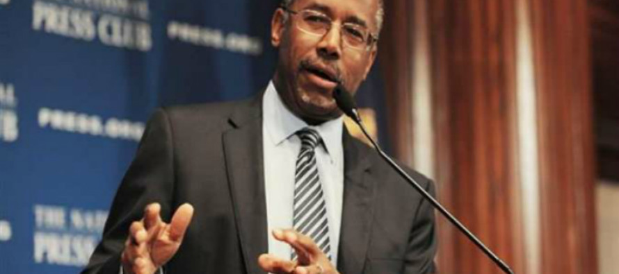Ben Carson Blasts the Media… LIVE at the National Press Club! WATCH