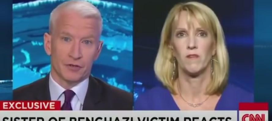 Benghazi hero's sister reveals Hillary Clinton's SICK comments