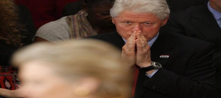 New Book: Hillary Beats Bill Until He Bleeds