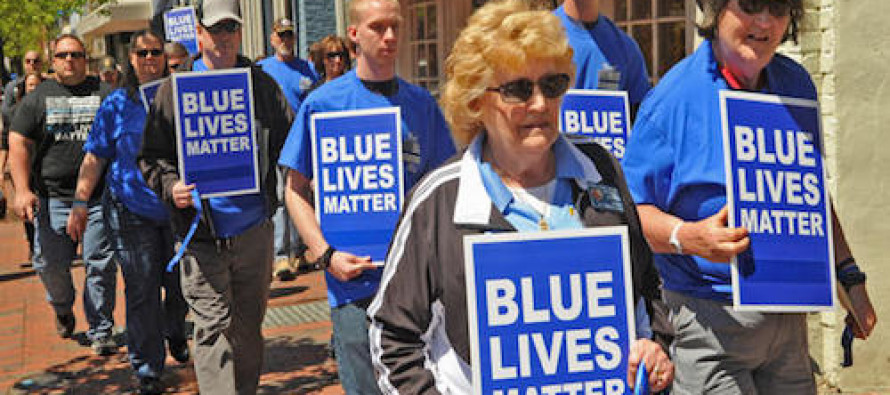 "Liberals at NBC: Saying ""Blue Lives Matter"" is WHITE SUPREMACY"
