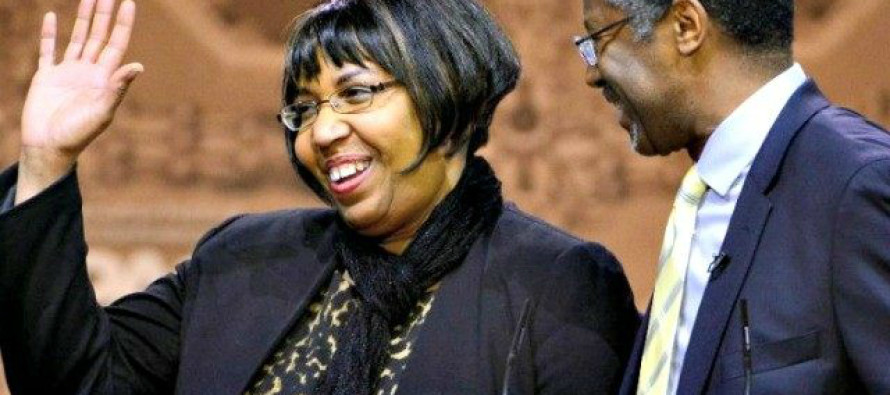 Watch: Why are Some Calling Candy Carson 'The Anti-Michelle Obama'
